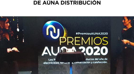 Premios Aúna 2020 – 5ª edición